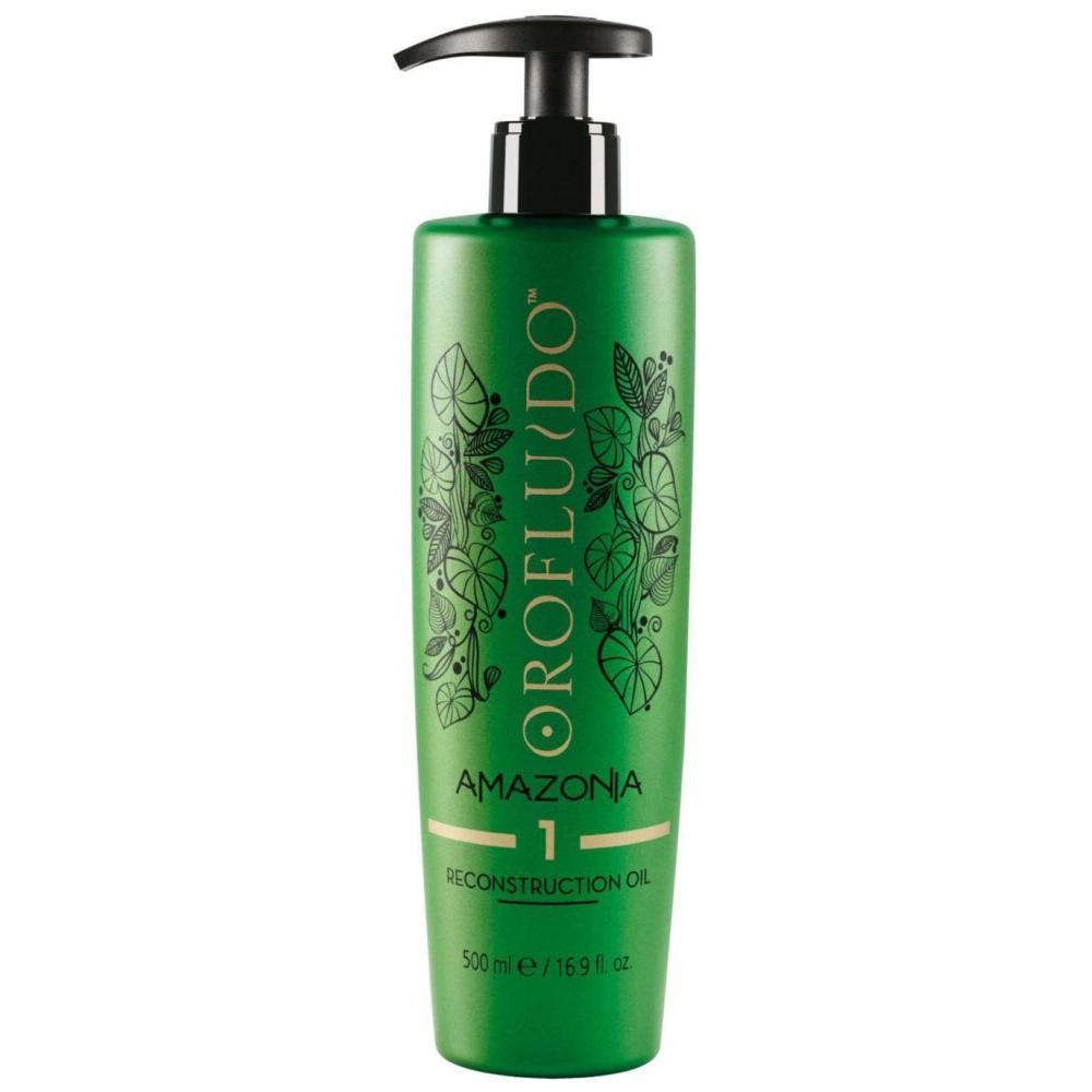 Очищающий шампунь на основе масла Шаг 2 Rinse Oil Amazonia Orofluido