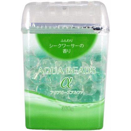 Гелевый арома-поглотитель запаха с ароматом сикуваса Aqua Beads фото