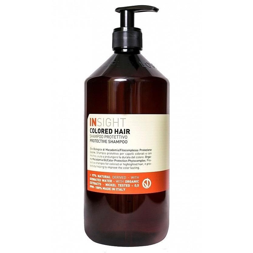 Купить Защитный шампунь для окрашенных волос Colored Hair (334029/1, 900 мл), Insight Professional (Италия)