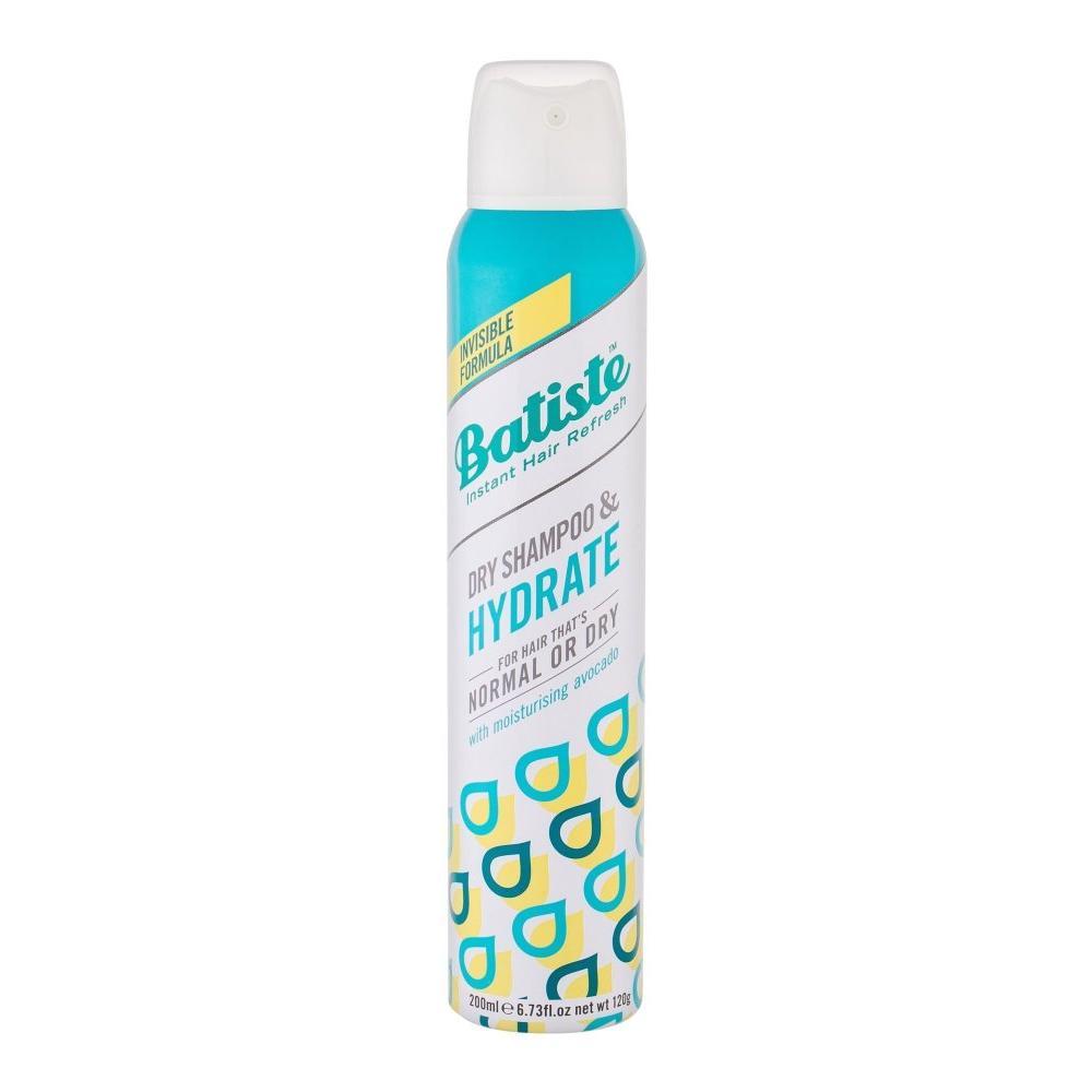 Увлажняющий сухой шампунь для нормальных и сухих волос Batiste Hydrate