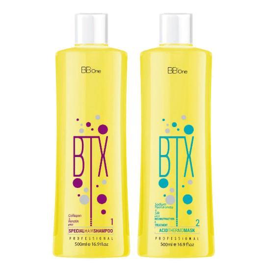 Купить Набор BTX Acid (шаг 1 + шаг 2) 500, BB-One (Италия)