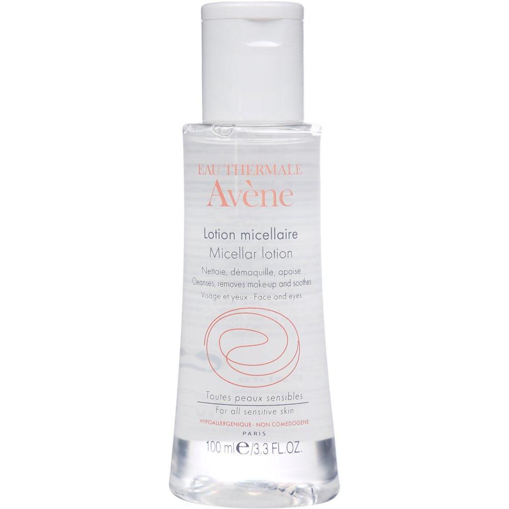 Мицеллярный лосьон для очищения кожи и удаления макияжа Avene