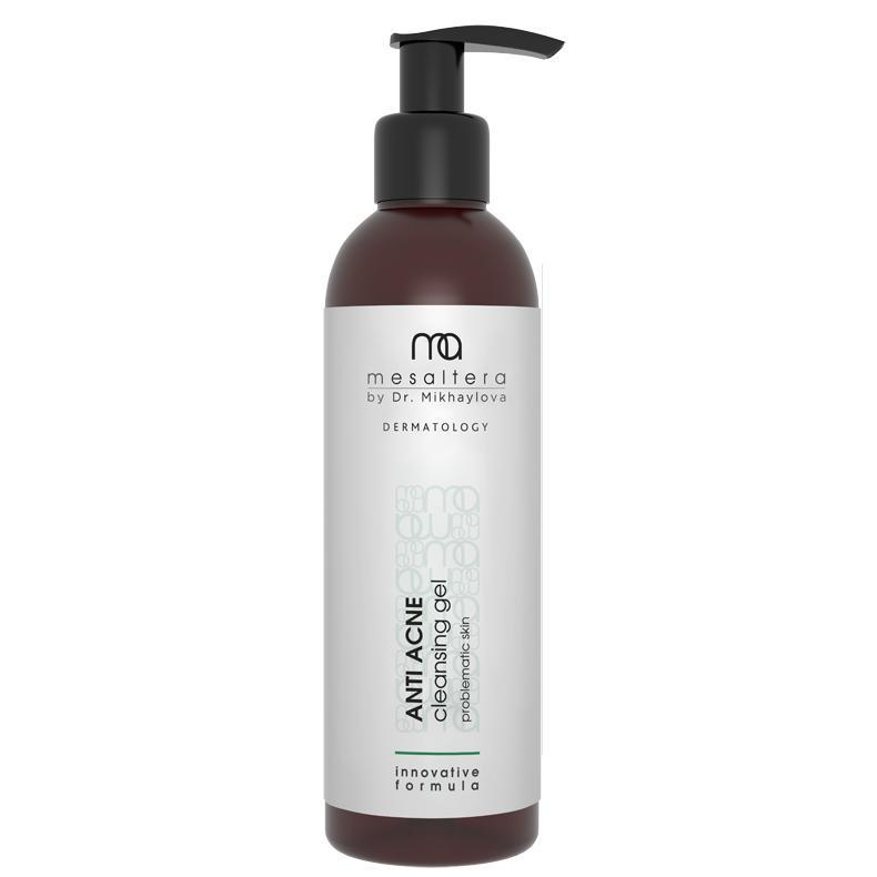 Купить Очищающий гель для проблемной кожи Anti Acne Cleansing gel (342955, 200 мл), Mesaltera By Dr. Mikhaylova (Россия)