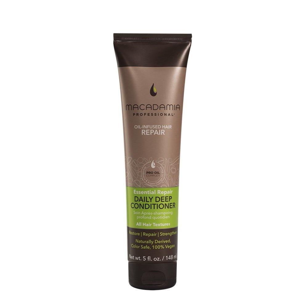 Купить Интенсивный кондиционер для всех типов волос Daily Deep conditioner (200109, 59 мл), Macadamia (США)