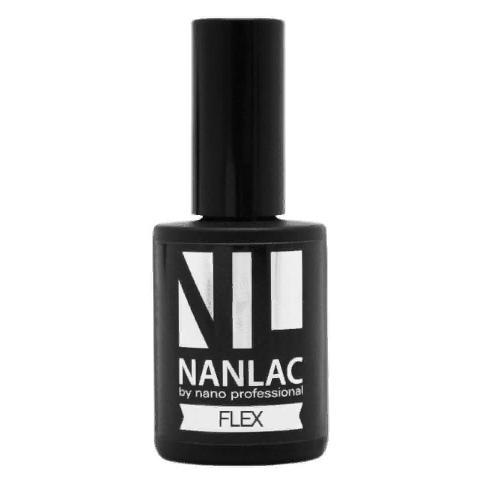 Купить Защитный гель-лак Nanlac (000011, 2, Flex, 15 мл), Nano professional (Россия)