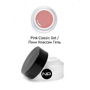 Купить Скульптурный камуфлирующий гель Pink Classic Gel (000307, 5 мл), Nano professional (Россия)
