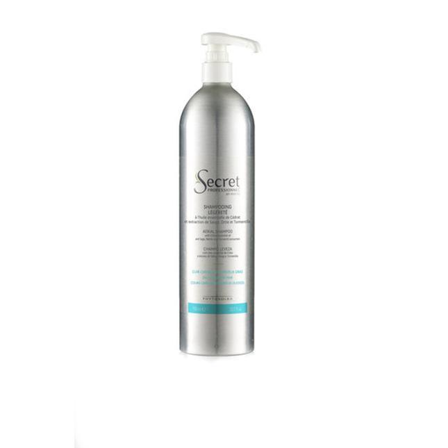 Купить Детокс шампунь для волос и кожи головы с маслом эвкалипта Detox Shampoo Aluminum (SP10033B39501, 950 мл), Kydra (Франция)