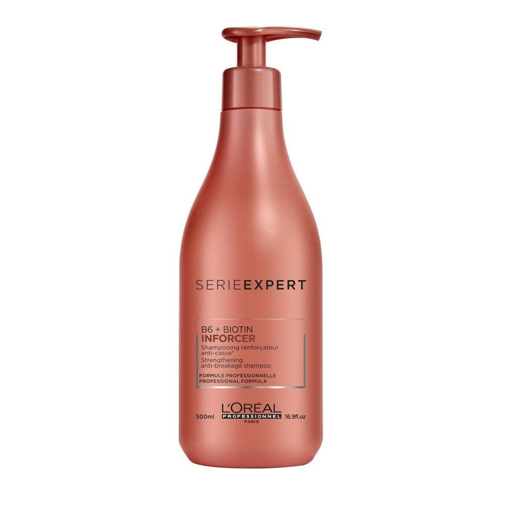 Купить Укрепляющийшампуньпротив ломкости волос Inforcer (9182, 100 мл), L'Oreal (Франция)