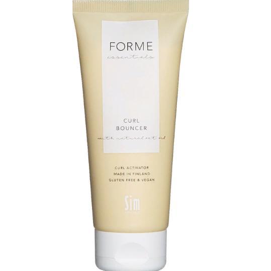 Купить Крем для вьющихся волос Forme Curl Bouncer, Sim Sensitive (Финляндия)