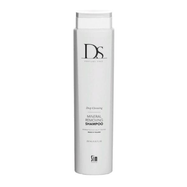 Купить Шампунь для очистки волос от минералов DS Mineral Removing Shampoo этап 1 (11024, 250 мл), Sim Sensitive (Финляндия)