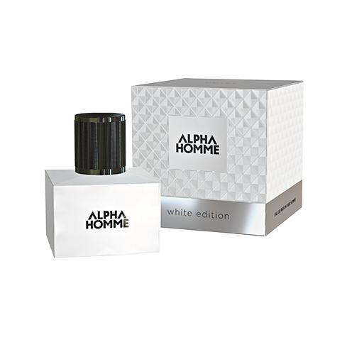 Купить Парфюмерная вода Alpha Homme White Edition Pour Homme, Estel (Россия)