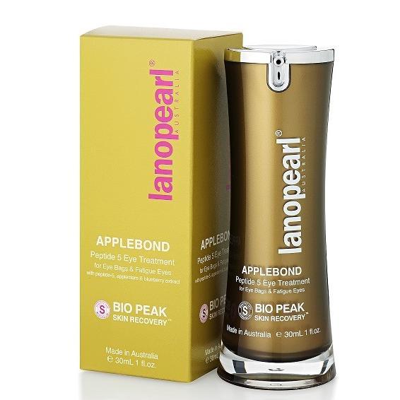 Крем против морщин и мешков вокруг глаз Applebond Peptide 5 Eye Treatment Lanopearl