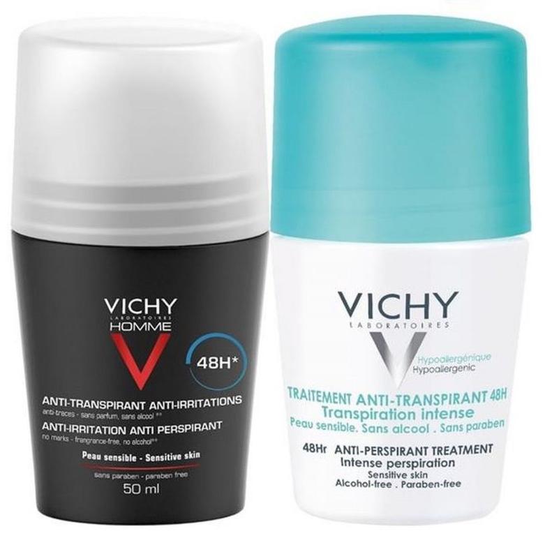 Набор дезодорантов Vichy Homme