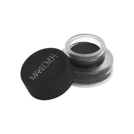 Купить Гелевая подводка для глаз Long-Wear Gel Eyeliner (EL02C02, 02, Espresso Ink, 3 г), Makeover Paris (Франция)
