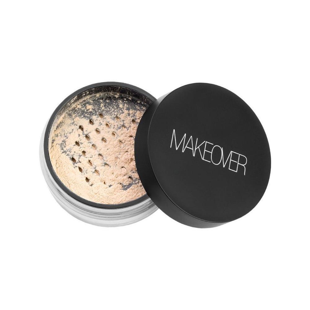 Купить Рассыпчатая бархатная пудра Soft Velvet Loose Powder (P04BC104, 04, Deesert, 10, 6 г), Makeover Paris (Франция)