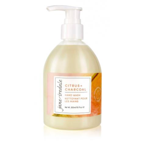 Жидкое мыло для рук с витамином Е и экстрактом угля Citrus + Charcoal Hand Wash