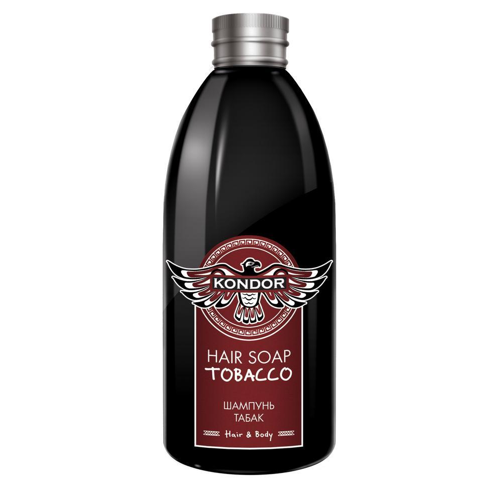 Шампунь Табак Hair&Body (393092, 750 мл) Kondor