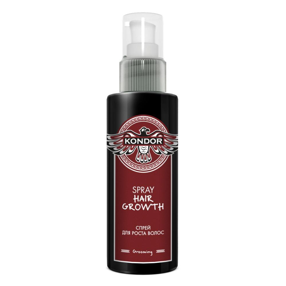 Спрей для роста волос Spray hair growth Grooming Kondor