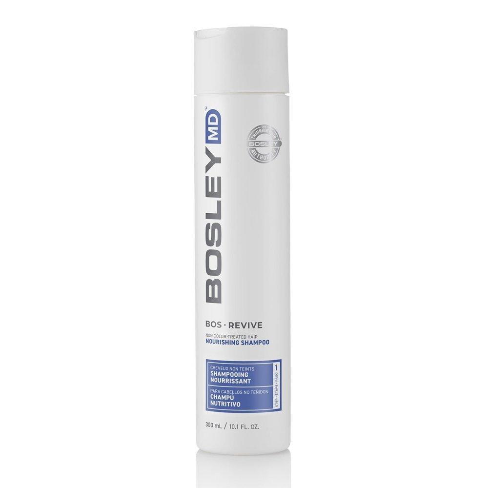 Купить Шампунь-активатор от выпадения и для стимуляции роста для неокрашенных волос (BP-BRSH004N, 300 мл), Bosley (США)