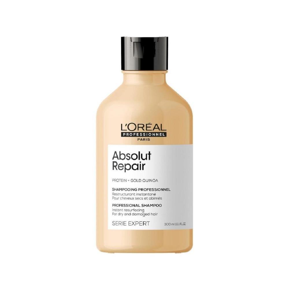 Купить Шампунь для восстановления поврежденных волос Absolut Repair (E3547500, 300 мл), L'Oreal (Франция)