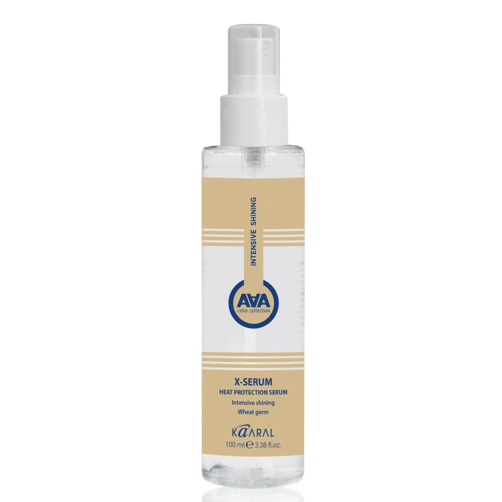 Купить Сыворотка для защиты волос от термических воздействий с пшеничными протеинами (AAA1041, 100 мл), Kaaral (Италия)