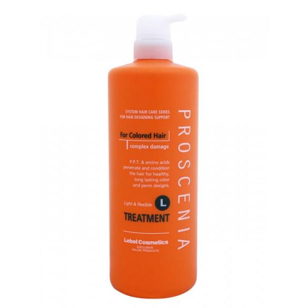 Маска по уходу за волнистыми волосами ProsceniaTreatment L, Lebel Cosmetics (Япония)  - Купить