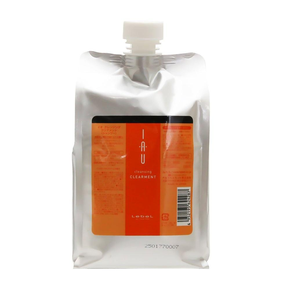 Купить Освежающий аромашампунь для нормальной кожи головы IAU Cleansing Clearment (4287, 1000 мл), Lebel Cosmetics (Япония)