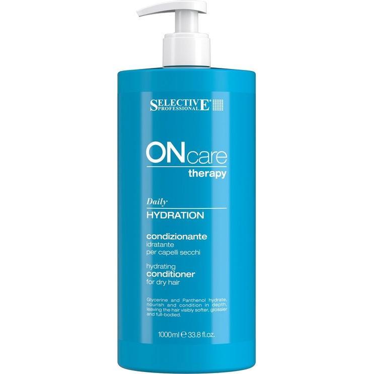 Купить Увлажняющий кондиционер для сухих волос Hydration-Conditioner, Selective (Италия)