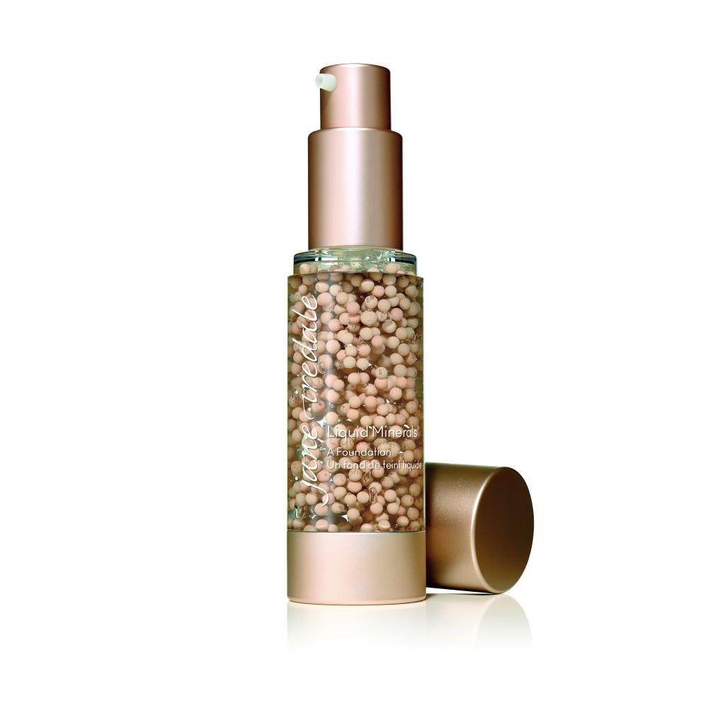 Крем-пудра — матовый фарфор — Bisque Liquid Minerals