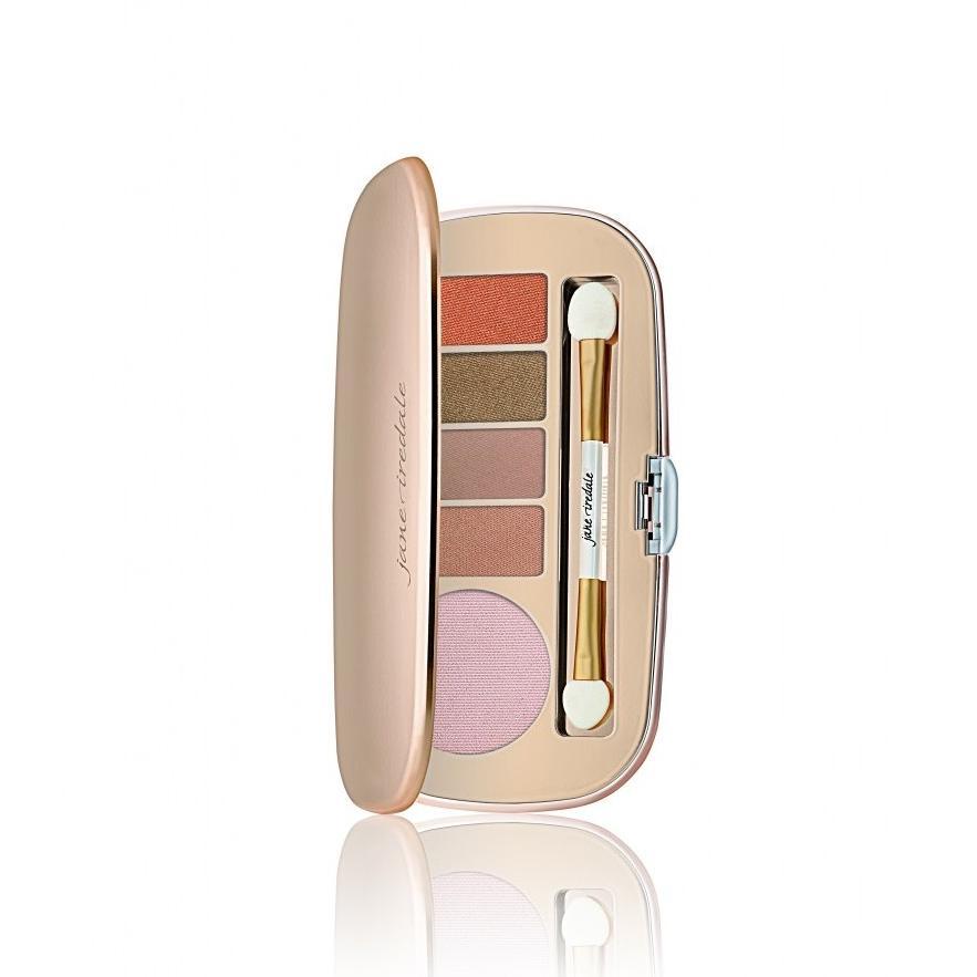 Купить Набор тени для век Естественное совершенство - Perfectly Nude Eye Shadow Kit, Jane Iredale (США)