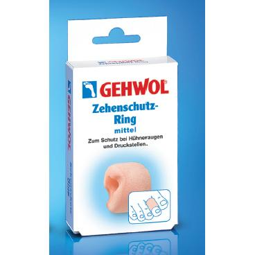Кольца для пальцев защитные большие Zehenschutz-Ring фото