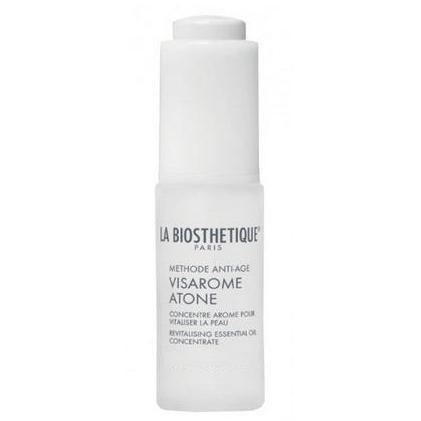 Масла для усиления метаболизма Visarome atone Revitalising essential oil concentrate La Biosthetique
