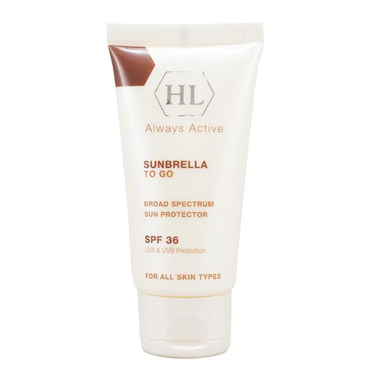 Солнцезащитный крем Sunbrella SPF 18 For Oily Skin Holy Land
