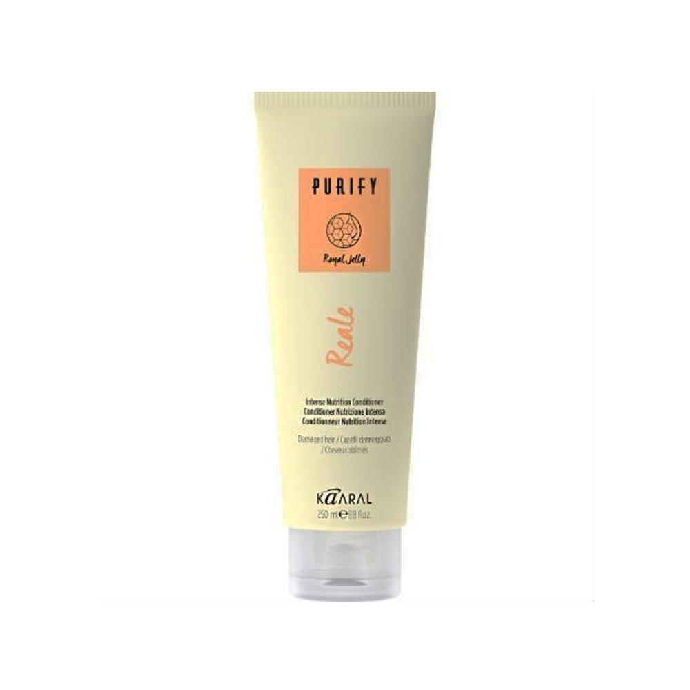 Купить Интенсивный восстанавливающий кондиционер для поврежденных волос Purify - Reale Intense Conditioner, Kaaral (Италия)