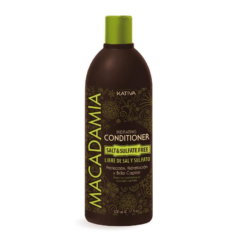 Интенсивный увлажняющий шампунь для нормальных и поврежденных волос Kativa