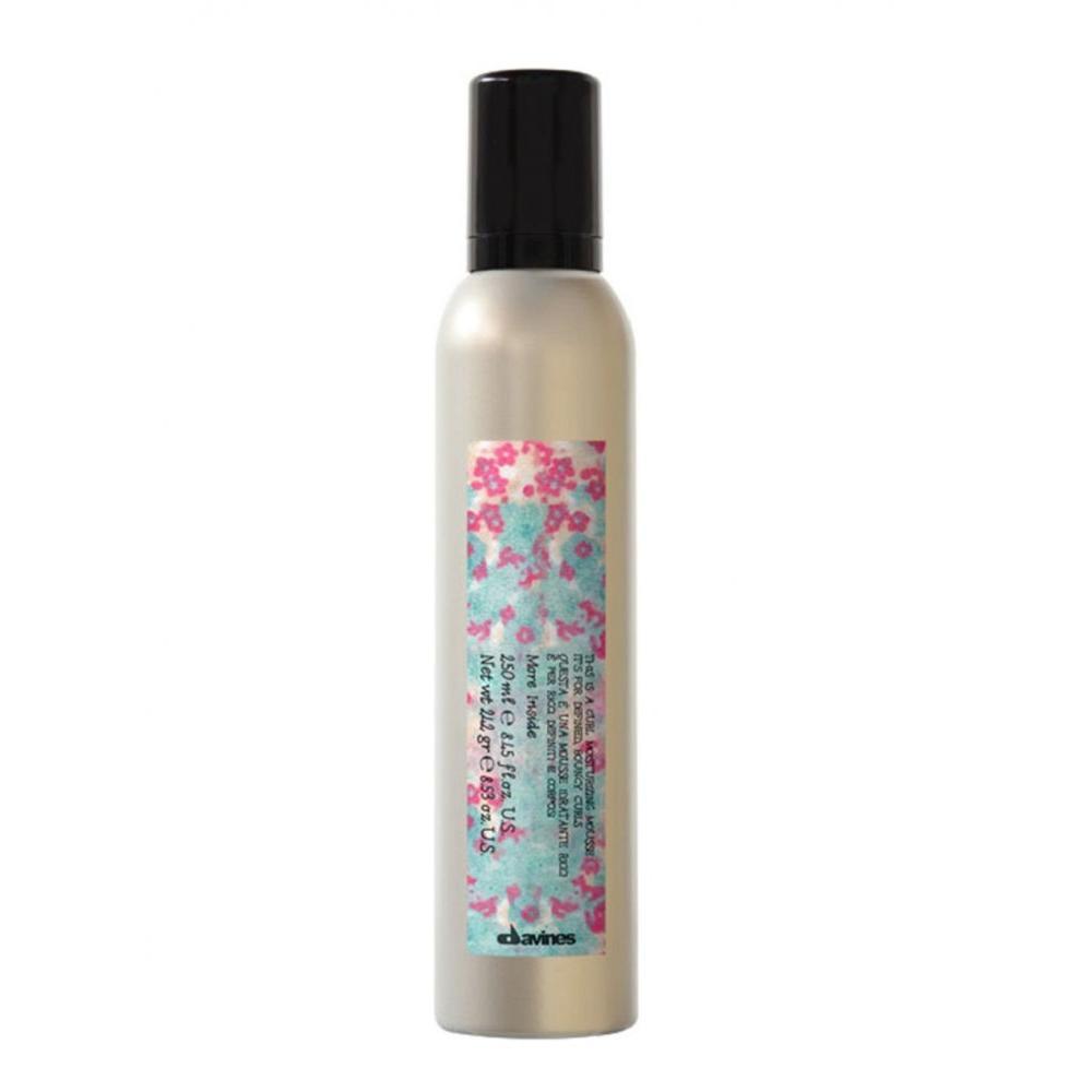Купить Увлажняющий мусс More Inside для упругих четко очерченных локонов - Curl Mosturizing Mousse, Davines (Италия)
