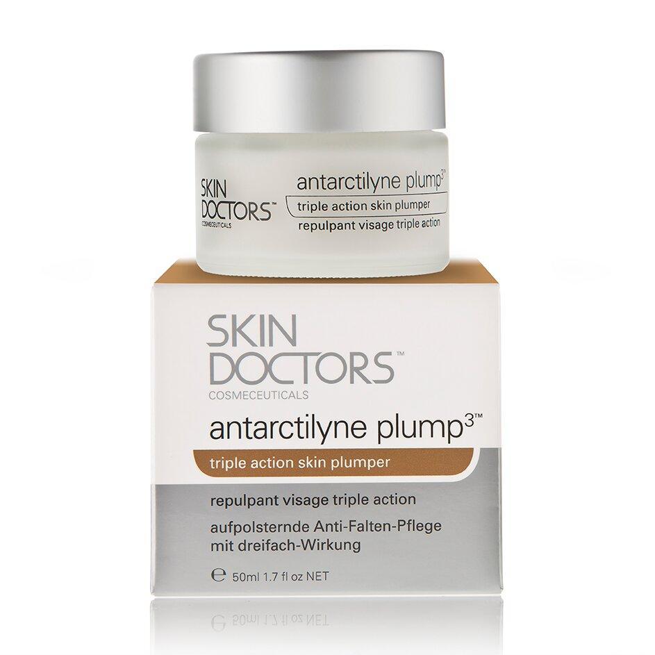 Купить Крем для повышения упругости кожи тройного действия Antarctilyne Plump, Skin Doctors (Австралия)