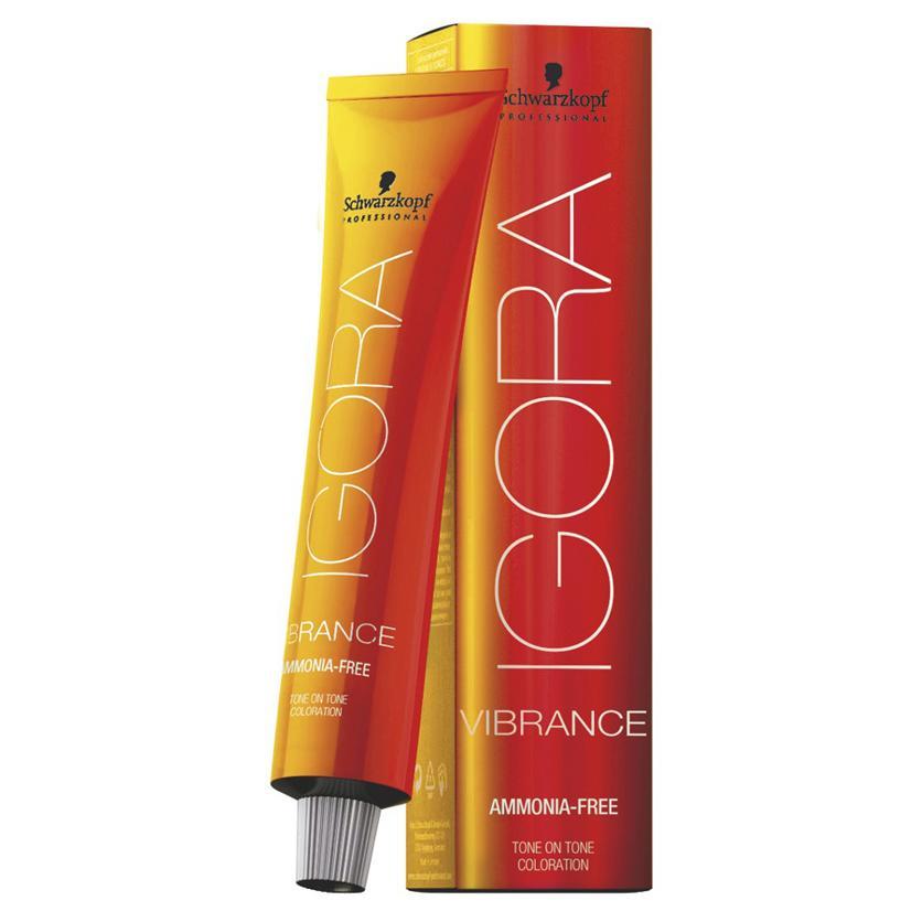 Купить Крем-краска без аммиака Igora Vibrance (1754999, 6-66, Base Collection, 60 мл), Schwarzkopf (Германия)