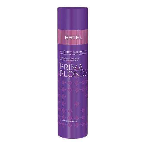 Купить Серебристый шампунь для холодных оттенков блонд Prima Blond (PB.1, 250 мл), Estel (Россия)