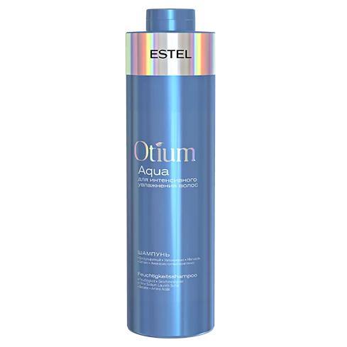 Купить Деликатный шампунь для увлажнения волос Otium Aqua (OTM.35/1000, 1000 мл), Estel (Россия)
