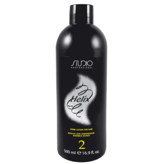 Купить Лосьон для химической завивки волос Helix-2, Kapous Волосы (Россия)