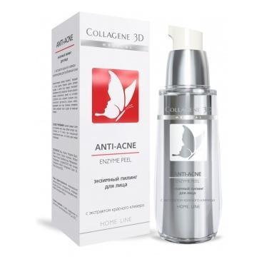 Энзимный гель-пилинг для лица Anti-acne