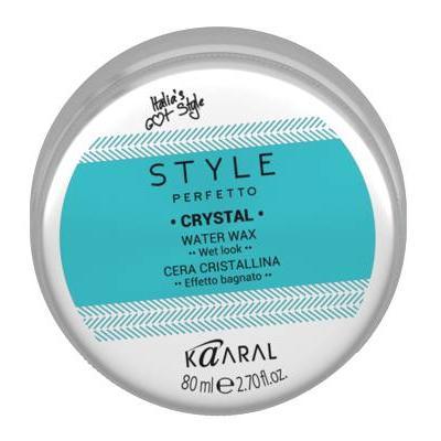 Воск для волос с блеском Crystal water wax (15904, 80 мл)