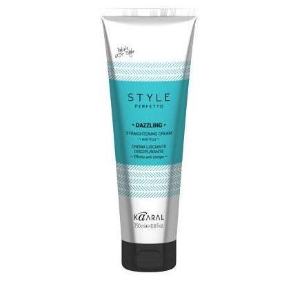 Купить Крем для выпрямления и разглаживания волос Dazzling straightening cream (15902, 250 мл), Kaaral (Италия)