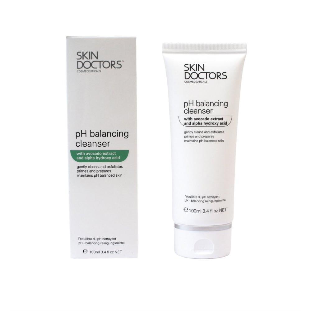 Очищающее и поддерживающее PH средство для лица PH balancing cleanser (2324, 100 мл, 100 мл) Skin Doctors