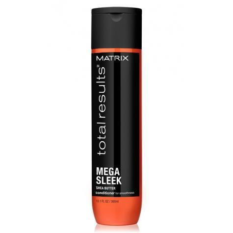 Кондиционер для гладкости непослушных волос с маслом Ши Total Results Mega Sleek (E1574901, 300 мл)