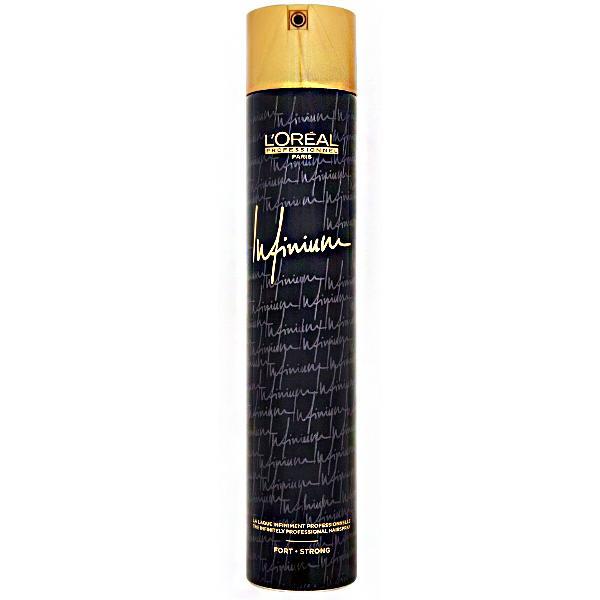 Купить Лак для волос экстремально сильной фиксации Infinium Crystal Extreme (E1538500, 500 мл), L'Oreal (Франция)