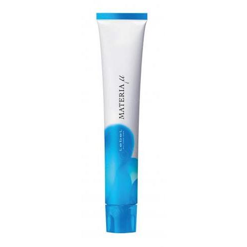 Materia M Лайфер — полуперманентный краситель для волос (0764, GR6, GR6, 80 г, Красный/Медный/Оранжевый/Золотистый)