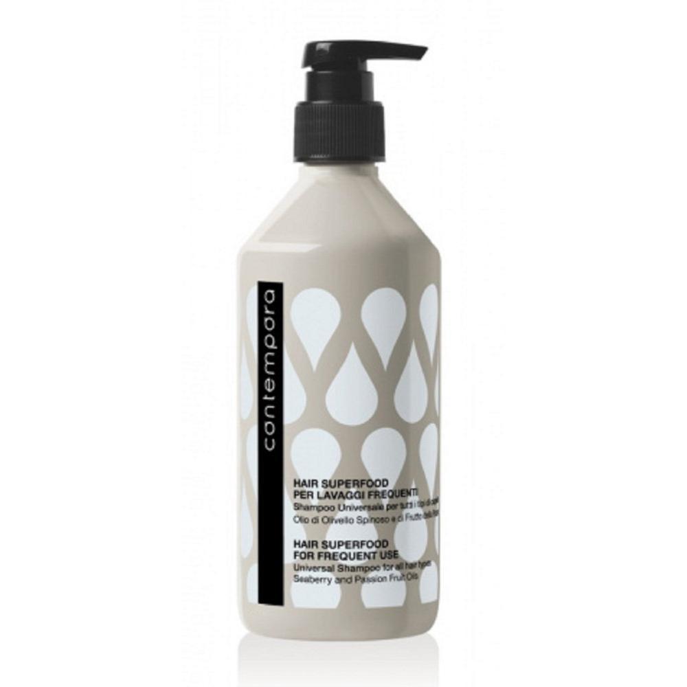Купить Универсальная маска для всех типов волос с маслом облепихи и маслом маракуйи (9000205, 1000 мл, 1000 мл), Barex (Италия)