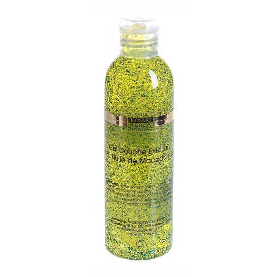Купить Активный специальный гель для душа с маслом макадамии (3124, 200 мл), Kosmoteros (Франция)